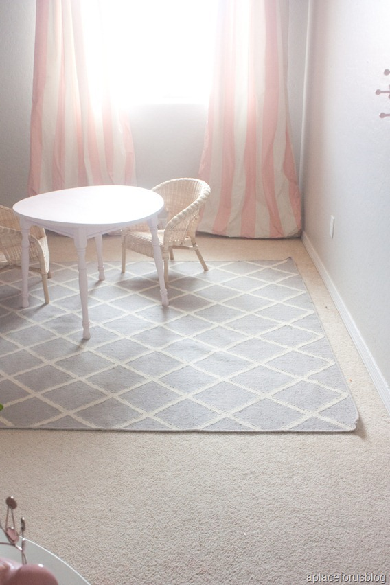 Simple Diagonal Patterns On Joss And Main Rug Product A Pair Of Rattan  Chairs And White