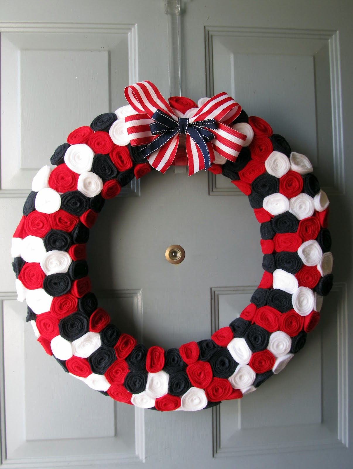 Celebrate Your Freedom Day with Beautiful 4th of July Wreath ...