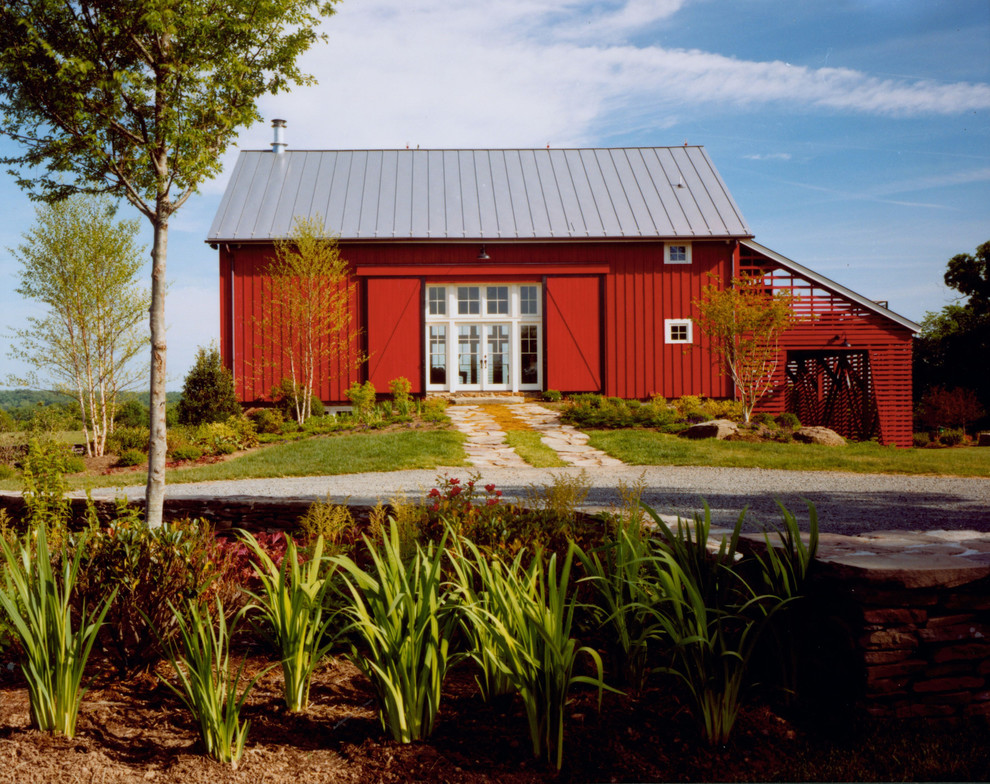 Pole barn house designs the escape from popular modern for Pole barn designs and prices