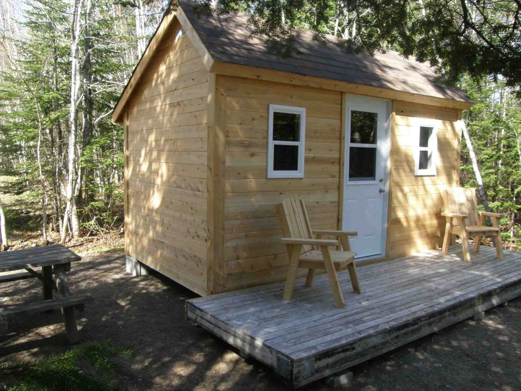 Small rustic cabin plans homesfeed for Small log cabin plans