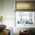 Small bathroom window treatment ideas