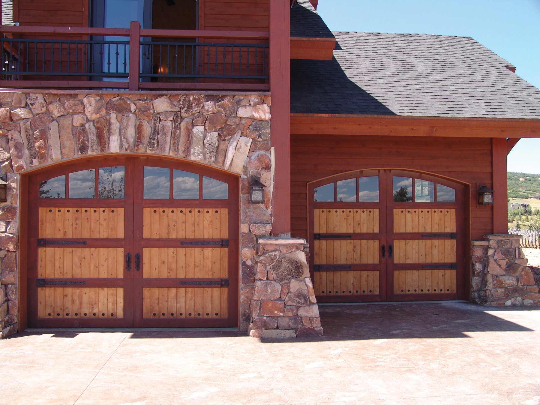 1350 #8F583C Sophisticated Garage Door Costco With Rich Detail And Door Panel Plus  pic Costco Doors 47611800