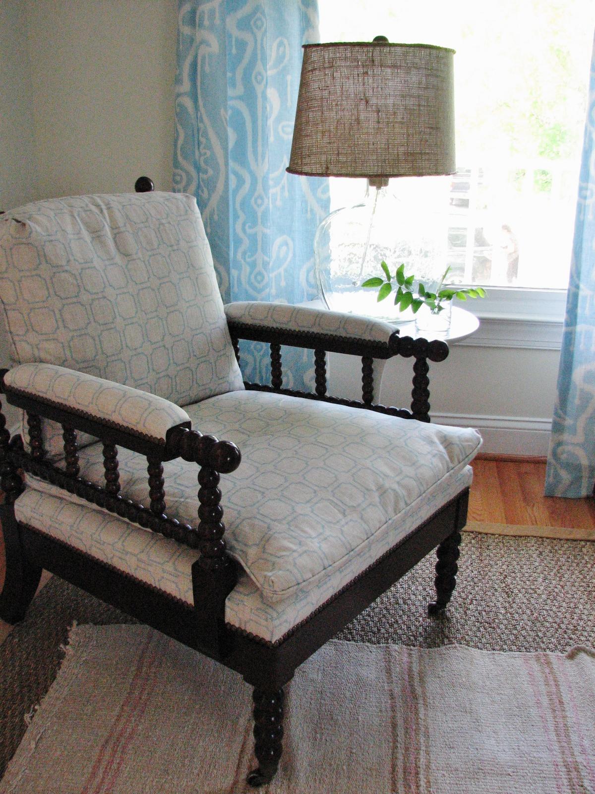 Spool Chairs Unique and Antique Furniture