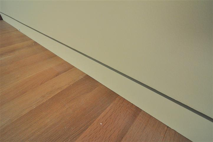 Modern Baseboard Gives Eclectic Outlook For Every Interior