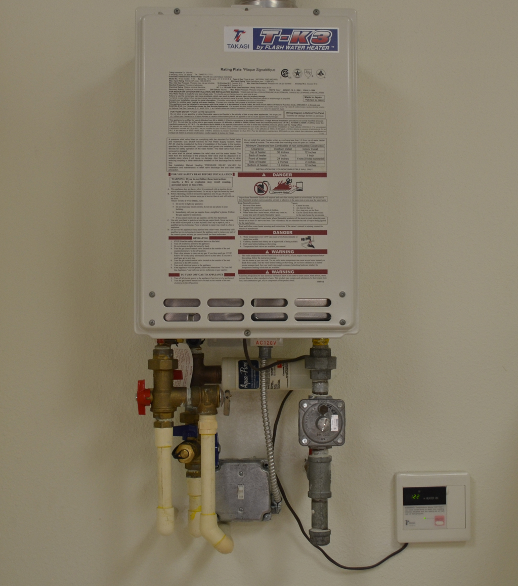 Mounting Tankless Water Heater : Beneficial tankless water heater installation that save