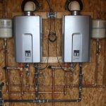 the installation tankless water heater advantages
