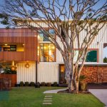 three-in-one shipping containers house plan