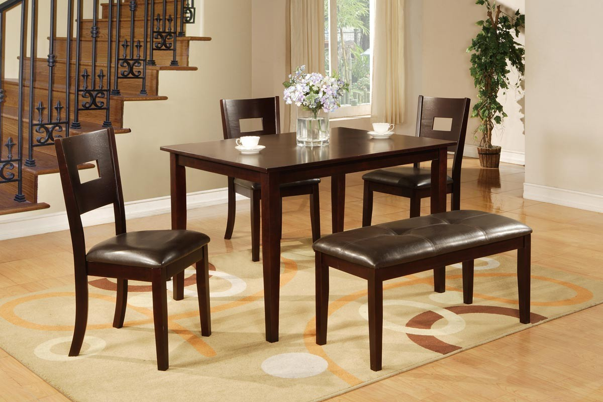 table with wooden formal rectangle dining table with cowhide chairs