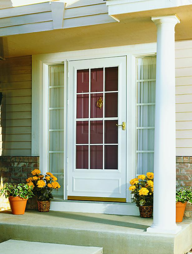 Pella Storm Door A Unique Design To Make Your House Stormy