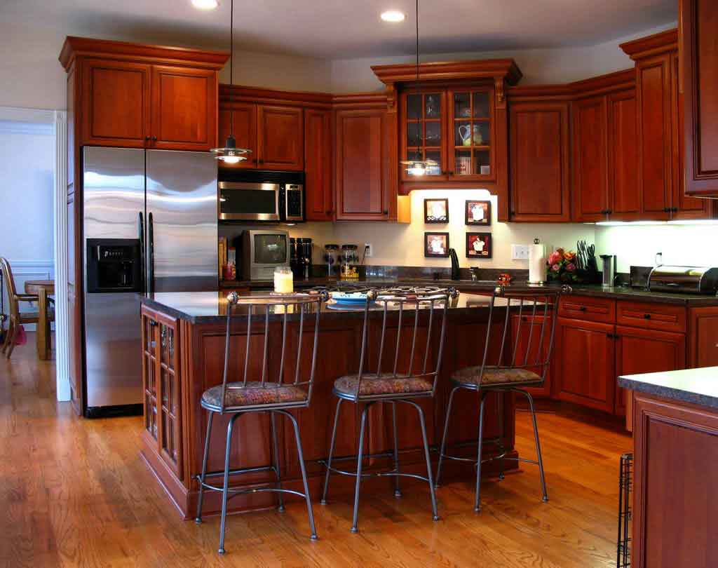 Bamboo Floor Kitchen Bamboo Flooring For Kitchen All About Flooring Designs