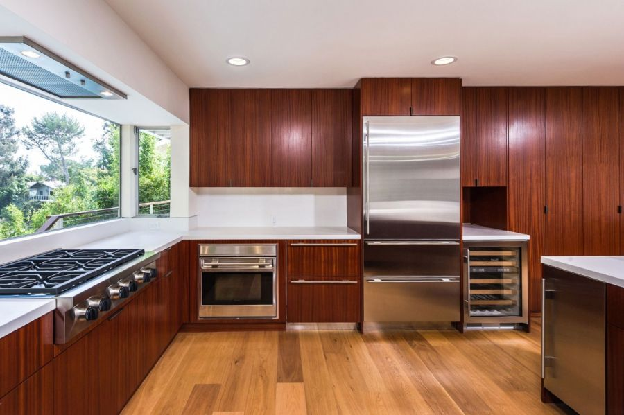 Mid Century Modern Kitchen Cabinets Recommendation | HomesFeed