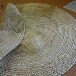 Ways To Cleaning Round Jute Rugs In Floor