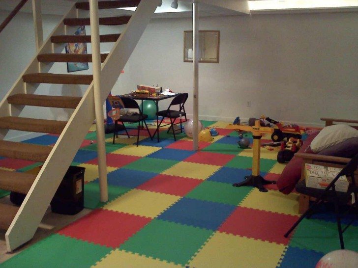 Various Choices Of Best Basement Flooring HomesFeed - Good carpet for basement floors