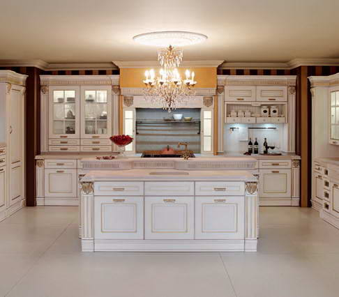 Home depot kitchen design gallery homesfeed for Kitchen design gallery