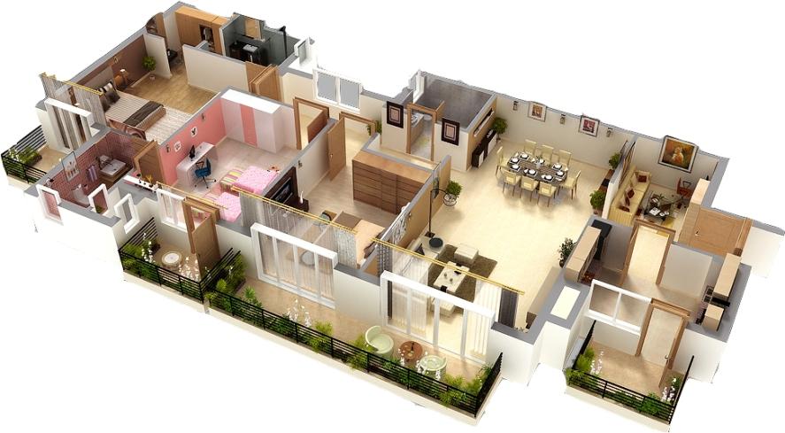 Frey 2 House Plans 3d Floor,House.Home Plans Ideas Picture