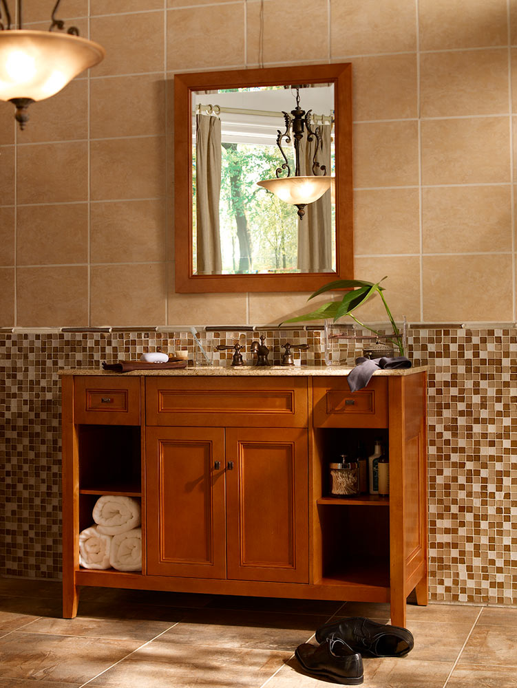 Home depot bathroom tile designs homesfeed for Home restroom design