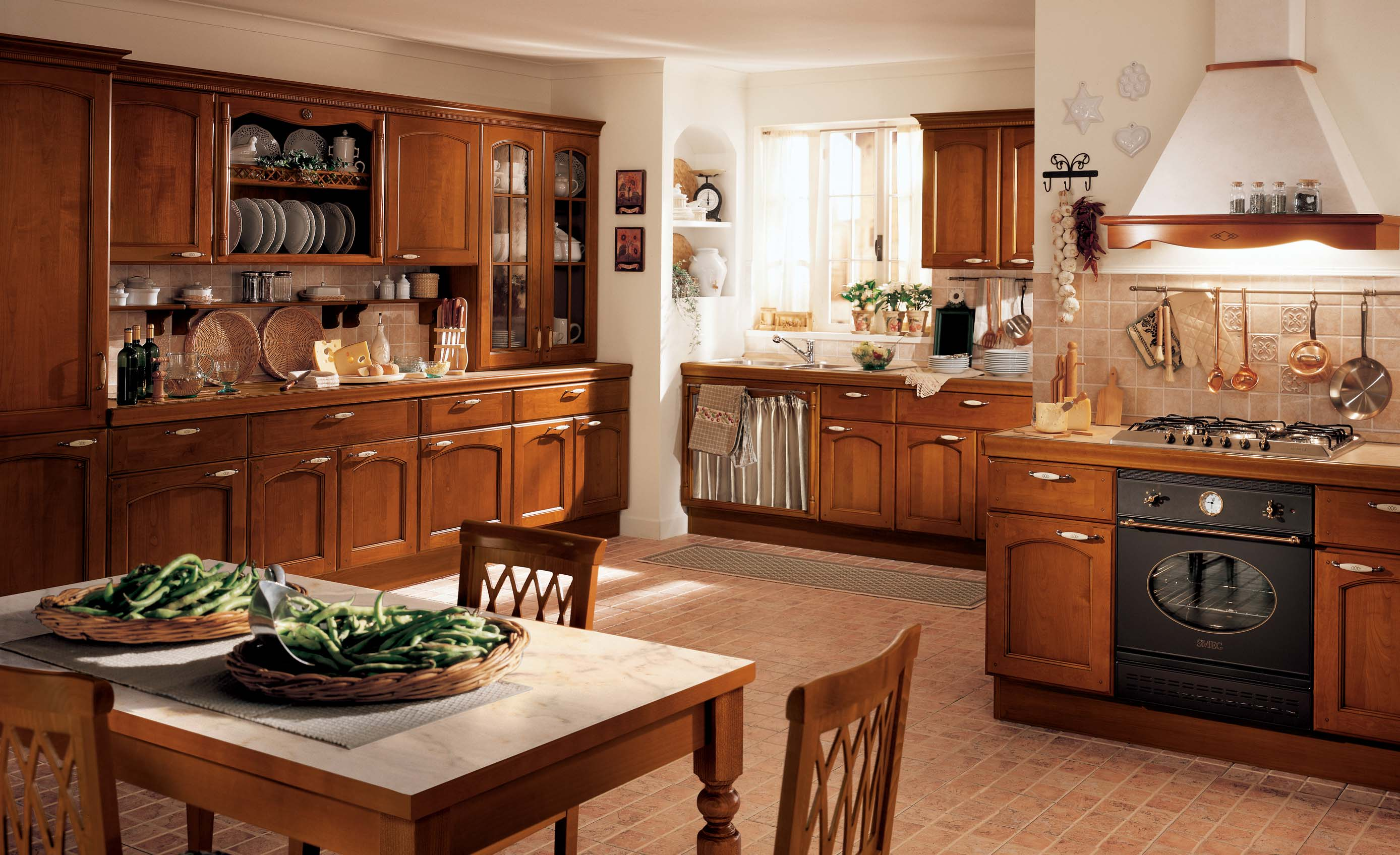 Home depot kitchen design gallery homesfeed for Classic style kitchen ideas