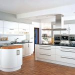 Luxurious kitchen floor plan idea made by Home Depot's kitchen plan tool