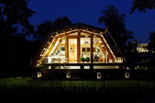 Soleta Zero Energy Off Grid Home