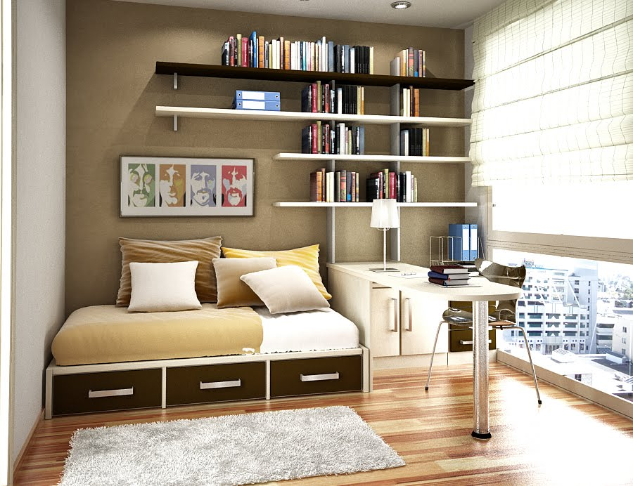 Small Space Bedroom Designs furniture for small houses. 10 super useful transforming furniture
