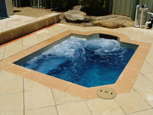 adorable modern cool nice treatment plunge pool with