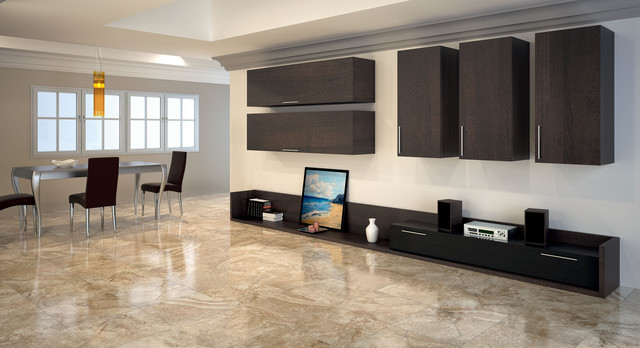 amazing classic cool traditional porcelain marble look for - Porcelain Tile Apartment 2015