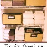 amazing-cool-nice-smart-idea-linen-closet-organizer-with-storage-concept-with-yellow-desing-and-white-linen
