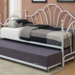 amazing-modern-cool-nice-metal-daybed-with-trundle-and-has-great-white-frame-concept-modern-trundle-bed