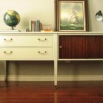 amazing-nice-cool-elegant-Vintage-Console-Table-for-Living-Room-with-nice-white-wooden-concept-with-drawers