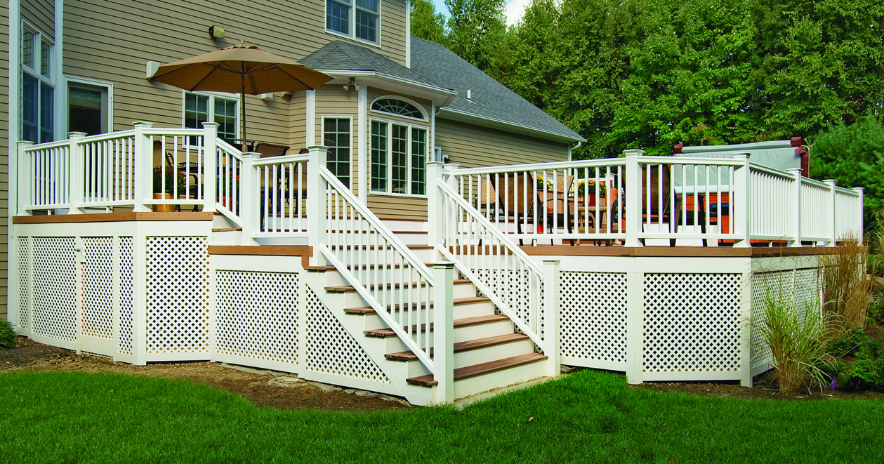 Beautiful Porch Skirting That You Have To Apply Before
