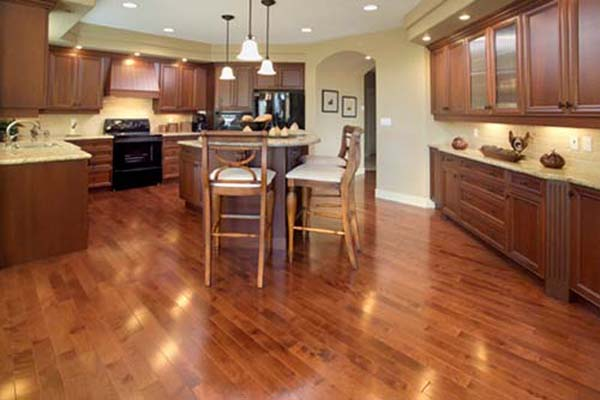 Awesome Classic Cool Good Kitchen Floor Design With