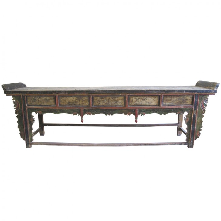 Long console table affordable long console table with for Extra long console table sale