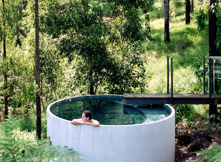 Awesome Cool Nice Great Treatment Plunge Pool With
