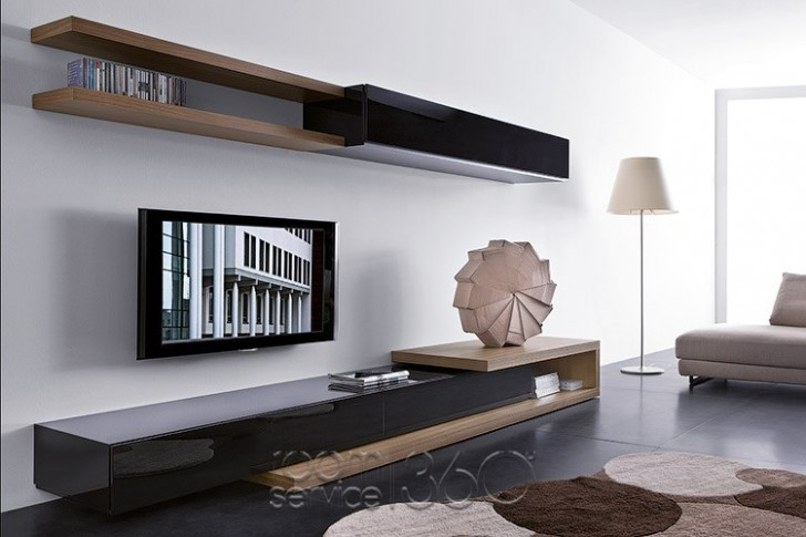 Awesome Cool Nice Modern Low Profile Media Console