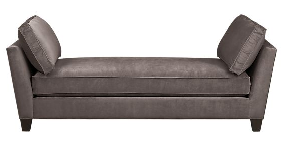 Backless Sofa Or Couch Backless Sofa Couch Bench Long