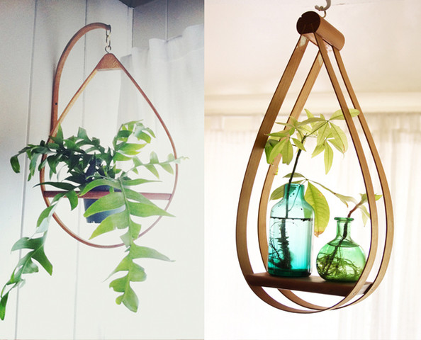 Make Up Your Interior With Remarkable Hanging Plants For