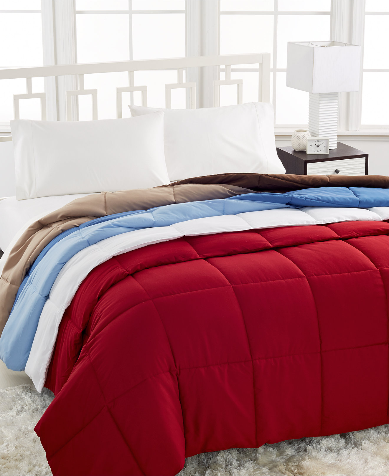 Home Design King Comforter