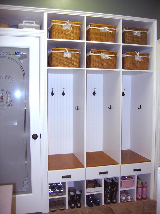Mudroom Storage Units : Mudroom storage units ikea binet for laundry pax