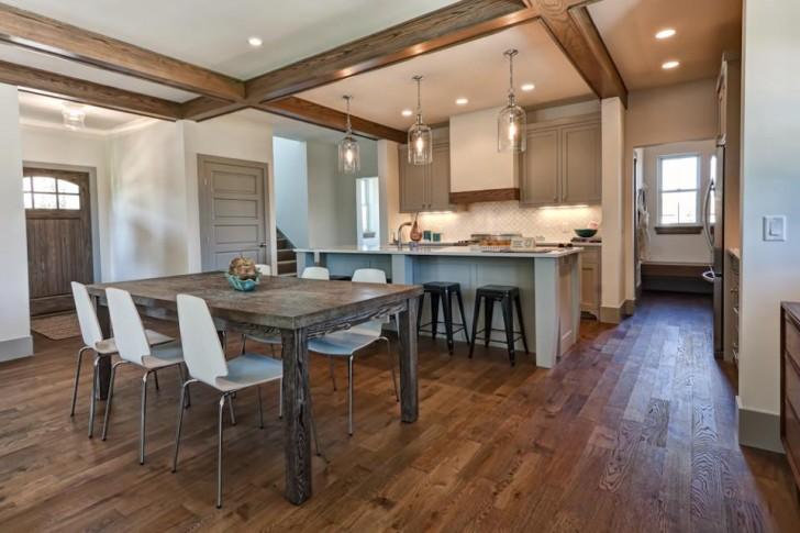 creative classic nice adorable hardwood flooring kitchen coswick. beautiful ideas. Home Design Ideas