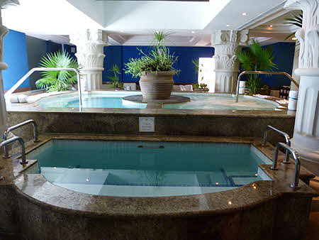 Creative Cool Nice Modern Treatment Plunge Pool With