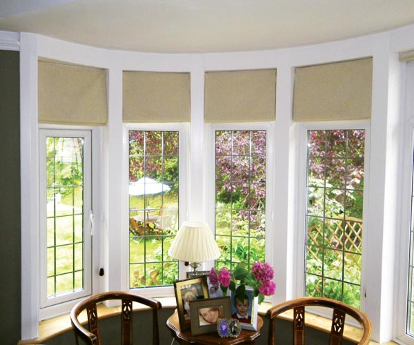 Various Concept Of Covering Bay Window