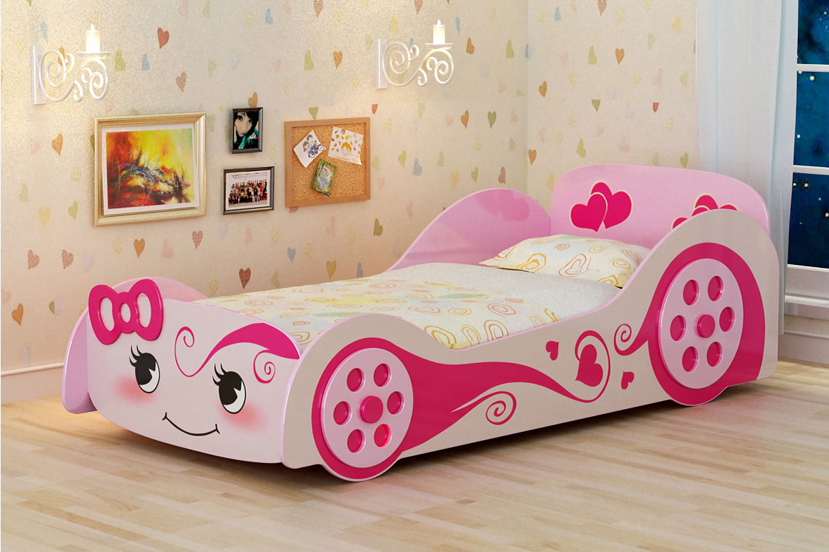 Fun Bedroom Ideas For Toddlers With Car Beds Which Will Impress Your Kids Homesfeed