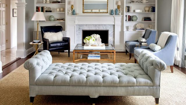 Creative Modern Backless Couch Design Homesfeed