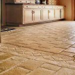 Flooring Options For Kitchens For Classic Kitchen Ideas Combined With Wooden Cabinets