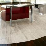 Flooring Options For Kitchens With Wooden Flooring And Modern Cabinetry System
