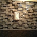 Fresh Backsplash Will Small Subway Tile Sizes For Kitchen With Granite Countertop