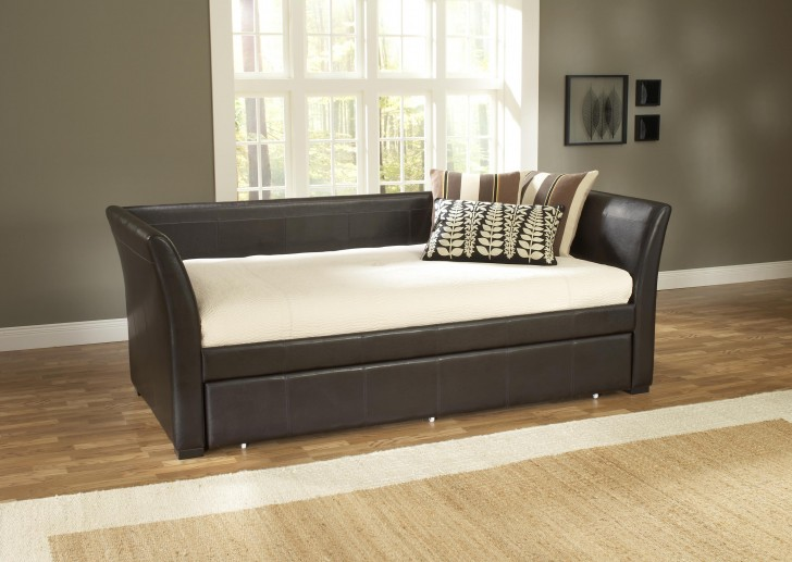 furniture black daybeds with trundles