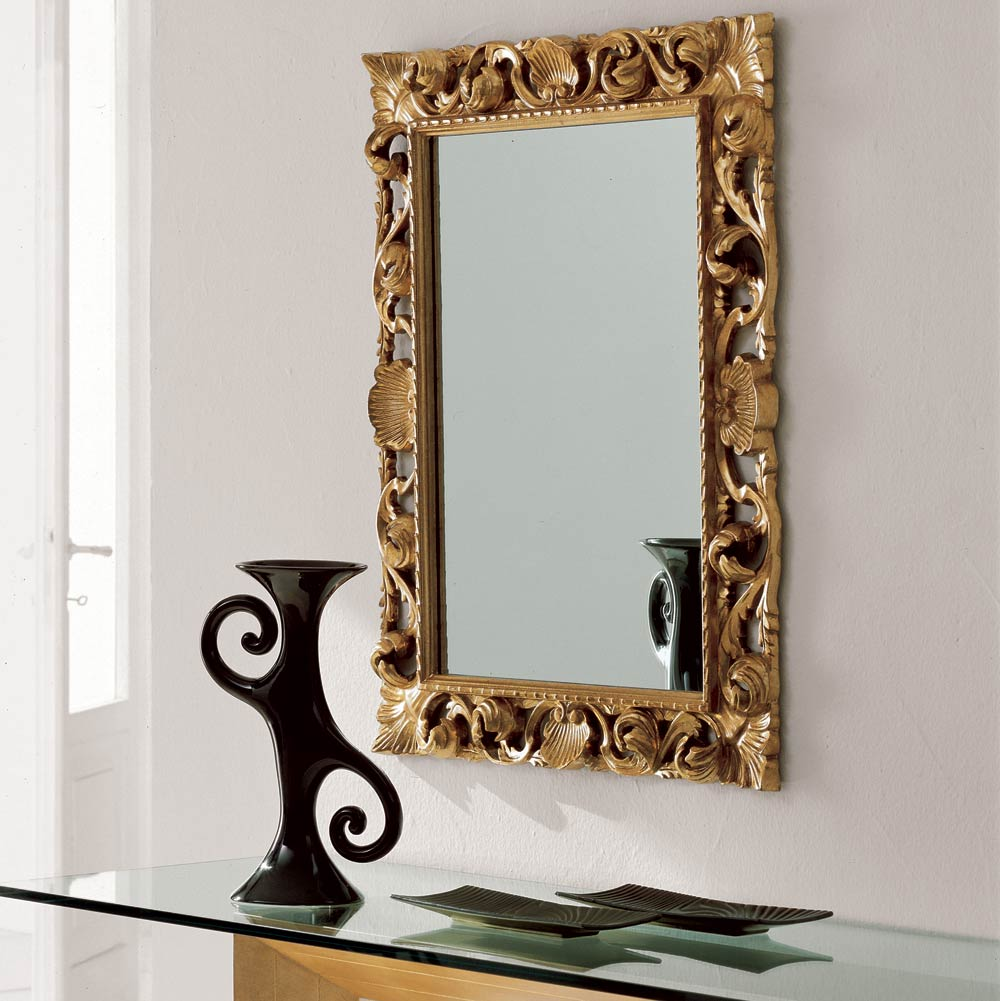 Sheffield home mirrors with impressive frames that give for Unique wall frames