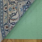 green natural eco fibber rug pad best rug pad for hardwood floor for modern rug style