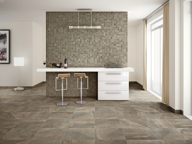 Contemporary home design and floor plan homesfeed for Modern ceramic tile
